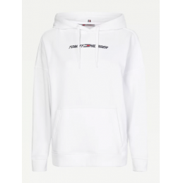 RELAXED GRAPHIC HOODIE LS TOMMY HILFIGER FEMME