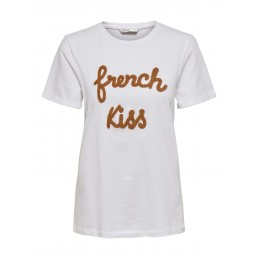 ONLKITA LOVE S:S T-SHIRT JRS ONLY Accueil