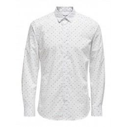 ONSTAYLON LS DITSY AOP SHIRT ONLY & SONS HOMME