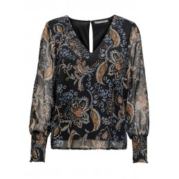 ONLNANA L/S V-NECK TOP ONLY Accueil