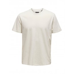ONSMILLENIUM LIFE REG SS WASHED ONLY & SONS HOMME