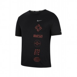 M NK DF MILER TOP SS WR GX NIKE HOMME