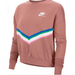 Nike Sportswear Women's Fleece Crew NIKE Accueil