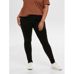 CARAUGUSTA HW SKINNY JEANS BLACK ONLY Accueil