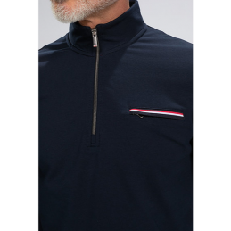 TRICOLORE SWEAT SHAL-BENSON AND CHERRY HOMME
