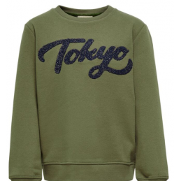 KONSILLE LIFE L/S CITY O-NECK CS SWT ONLY Accueil