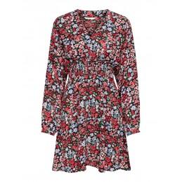 ONLTAMARA L/S DRESS WVN ONLY Accueil