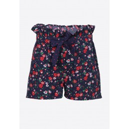 GIRL WOVEN SHORTS KAPORAL Accueil
