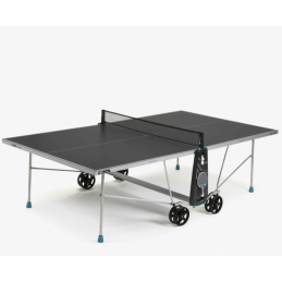 TABLE 100X OUTDOOR GRISE CORNILLEAU Accueil